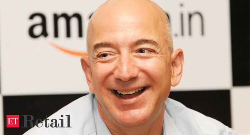 Amazon doing extremely well in India: Jeff Bezos - ETRetail.com thumbnail