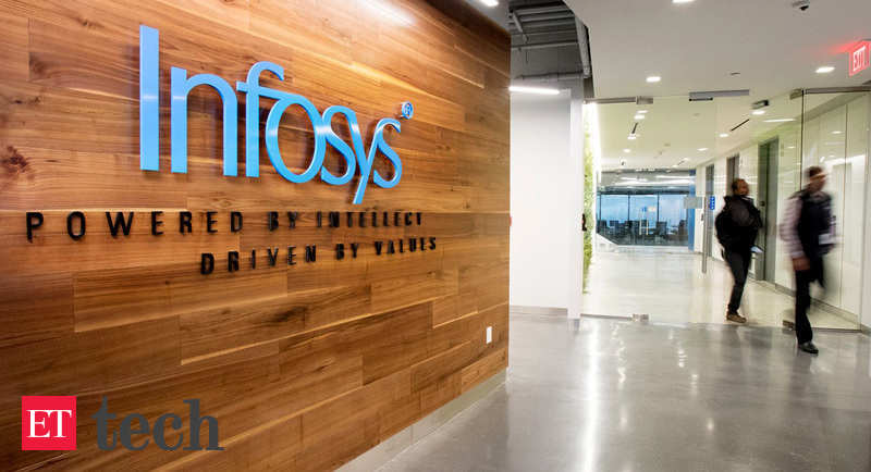 Infosys files complaint against people promising jobs at the firm - ETtech - ETtech.com