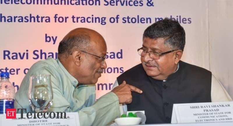 Telecom Minister says 'no' to 5G base price reduction - ETTelecom.com thumbnail