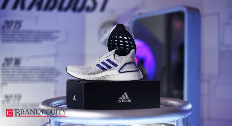 Experiential Marketing How Adidas Celebrated The Launch Of Ultraboost 20 Marketing Advertising News Et Brandequity