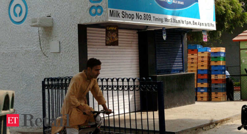 Mother Dairy Mother Dairy Opens First Restaurant In Noida Plans 60 Outlets In Delhi Ncr Retail News Et Retail