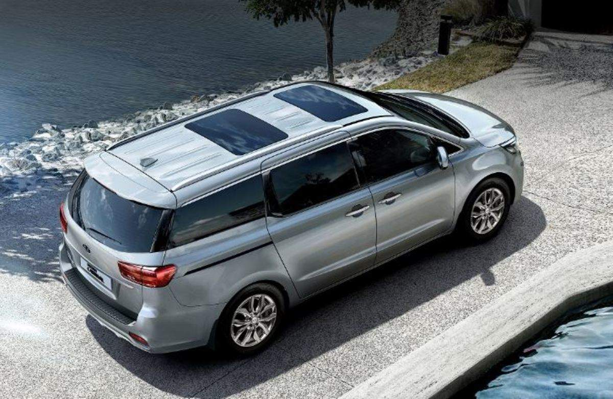 Kia Carnival It S A Carnival Out There For Kia Motors Auto News
