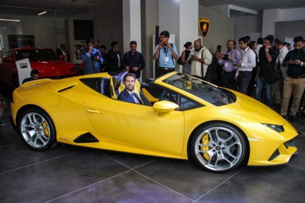 lamborghini cars in india: Lamborghini India wants to continue growth  momentum in 2020, Auto News, ET Auto
