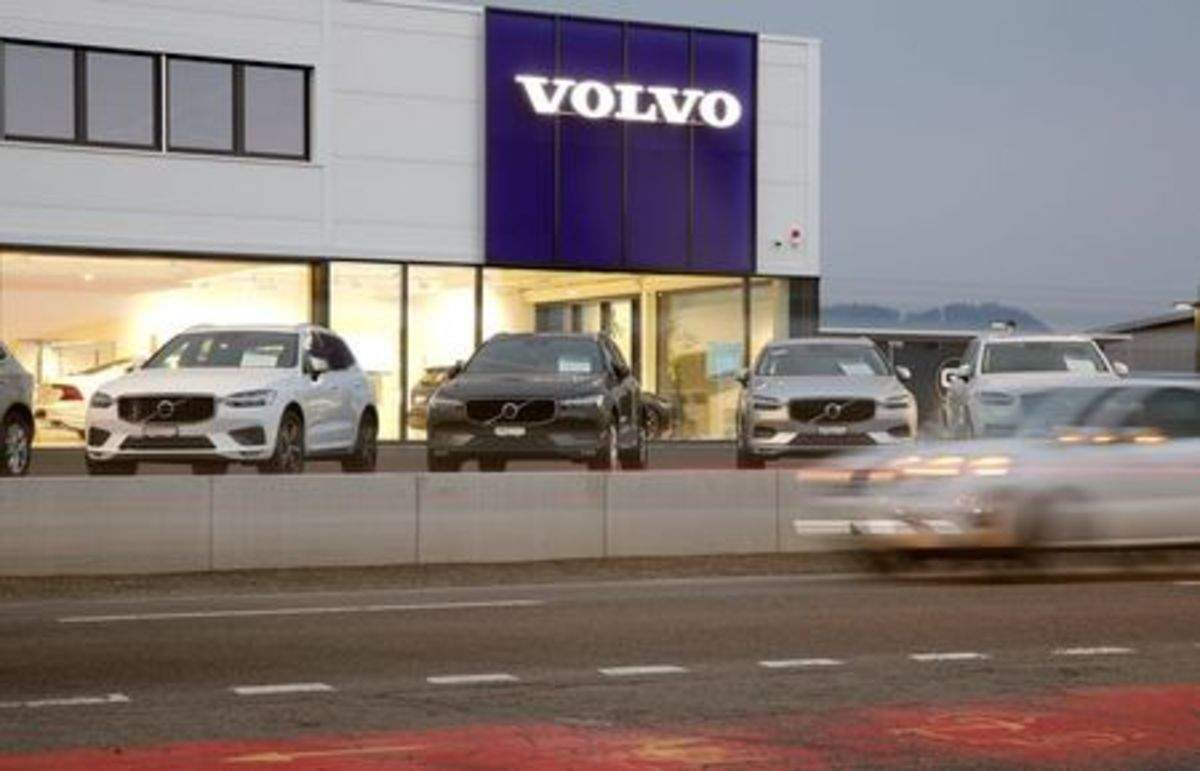 Volvo Cars India Volvo Car India Not To Pass Bs Vi Cost To Customers Till March 2020 Auto News Et Auto