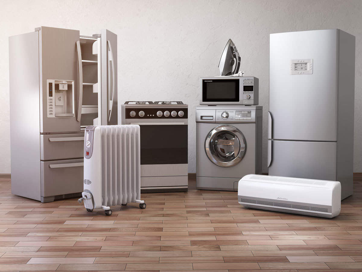 Consumer Durables Consumer Durables Growth To Pick In Last Quarter Of Fy20 Says Official Retail News Et Retail