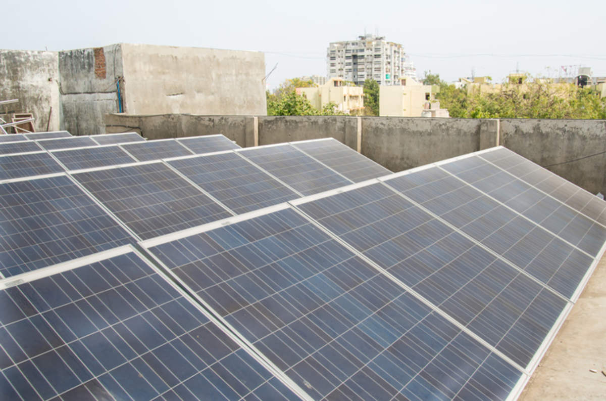 1 Kw Rooftop Solar Installation Price Drops To Rs 22 000 Energy News Et Energyworld