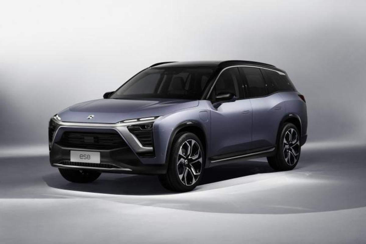 Nio Chinese Ev Maker Nio Secures 1 Billion Investment Auto News Et Auto