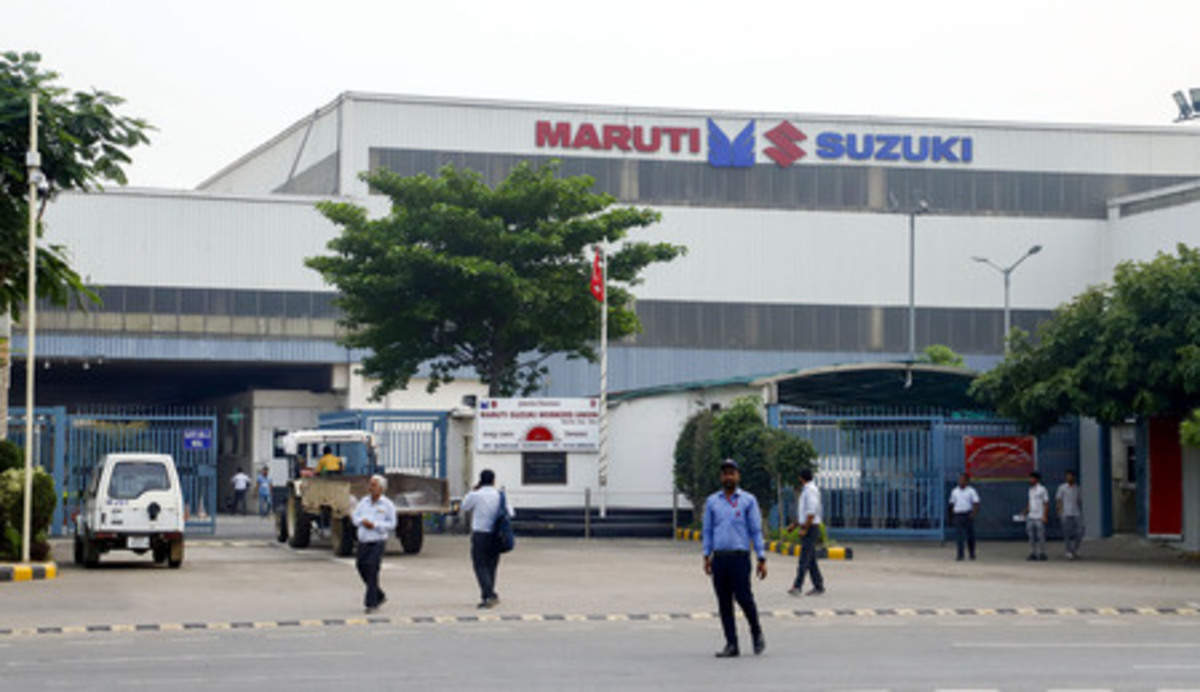 Maruti Suzuki Sales In April 2020 Maruti Suzuki Records Zero Sales In April 2020 Auto News Et Auto