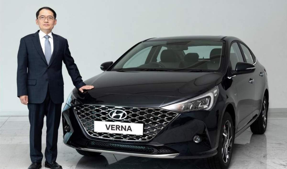 Hyundai Verna Price Hyundai India Launches Updated Verna Sedan Priced From Rs 9 30 Lakh Auto News Et Auto