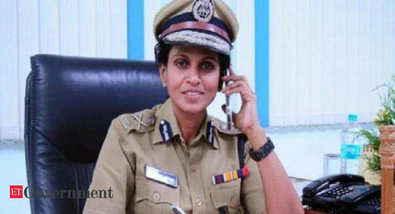 Kerala Ips Officer R Sreelekha To Assume Charge As State Dgp On June 1 Government News Et Government