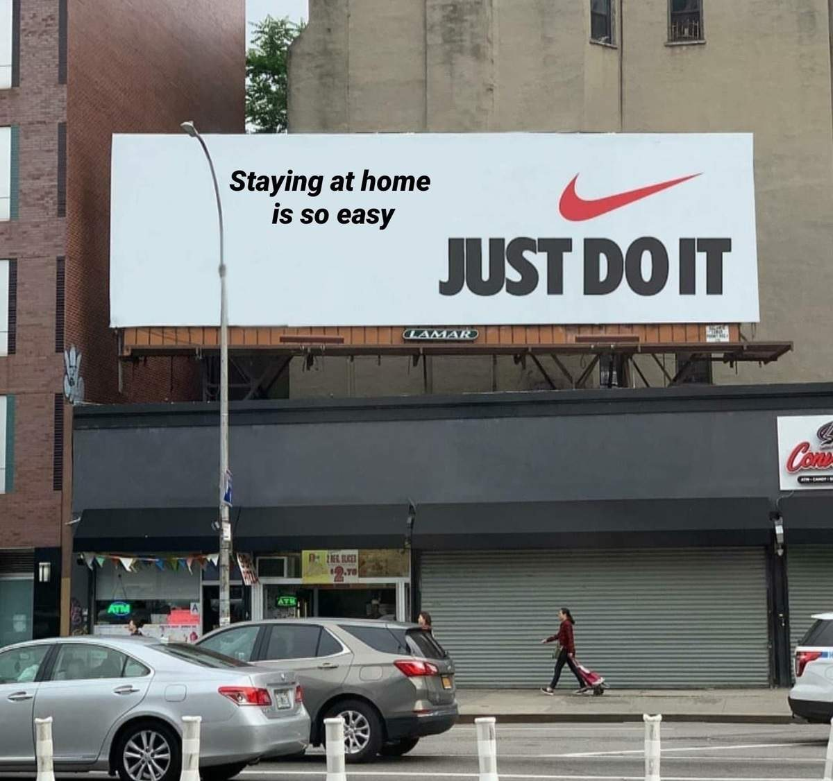 Nike Says Don T Do It On Racism Marketing Advertising News Et Brandequity