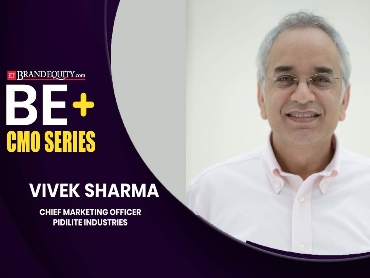 Be Need To Have Flexible Marketing Plans Now Vivek Sharma Pidilite Industries Marketing Advertising News Et Brandequity