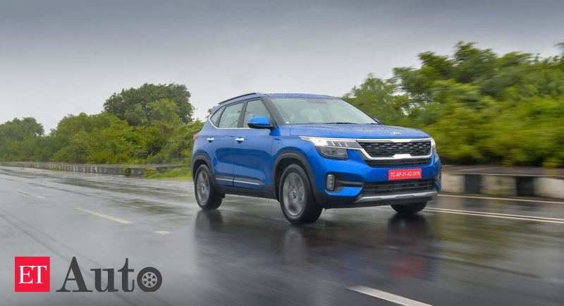 Kia Motors and MG Motor India consolidate leadership position in SUVs amid slowdown, Auto News, ET Auto