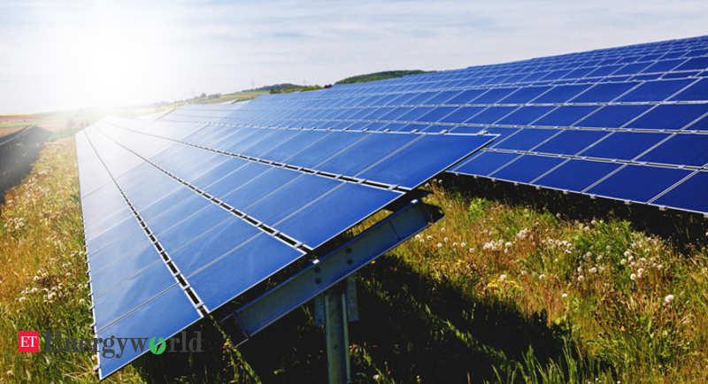 Ap Govt Nod For 10 000 Mw Mega Solar Power Project Energy News Et Energyworld