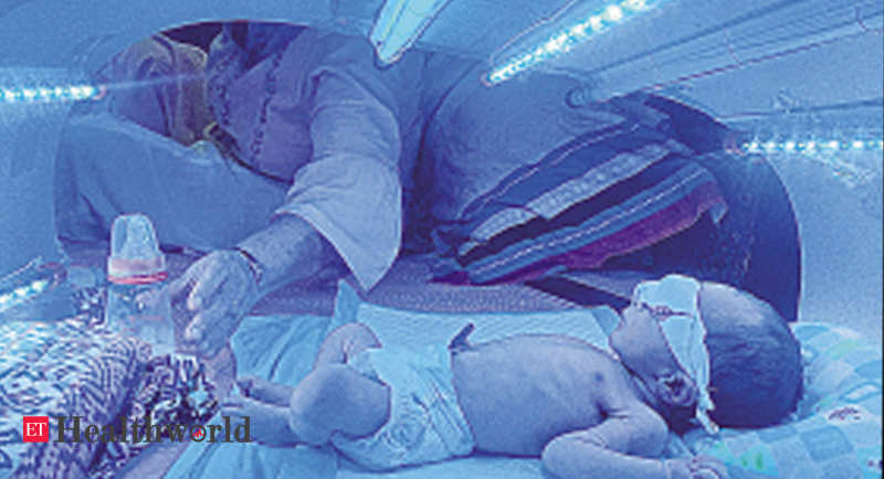 दिल्ली: कैसे एक DIY चिकित्सा उपकरण ने इस नवजात शिशु को अस्पताल में बचाया – ET हेल्थवर्ल्ड