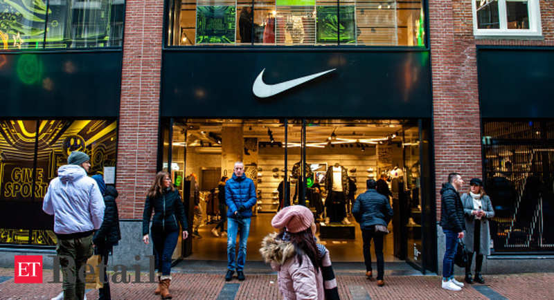 Temeridad torre junto a  footwear brand: Nike plans to cut jobs in digital push, Retail News, ET  Retail