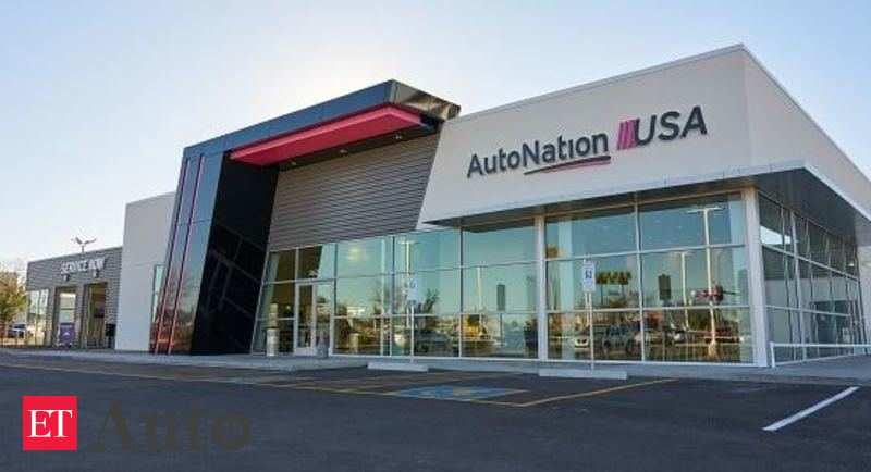 Autonation Quarterly Results Autonation Profit Jumps On Lower Expenses Gain In Vroom Investment Auto News Et Auto
