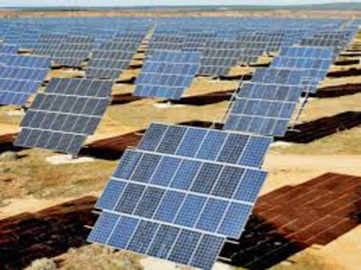 Sjvnl To Commission 100 Mw Solar Plant In Gujarat Energy News Et Energyworld