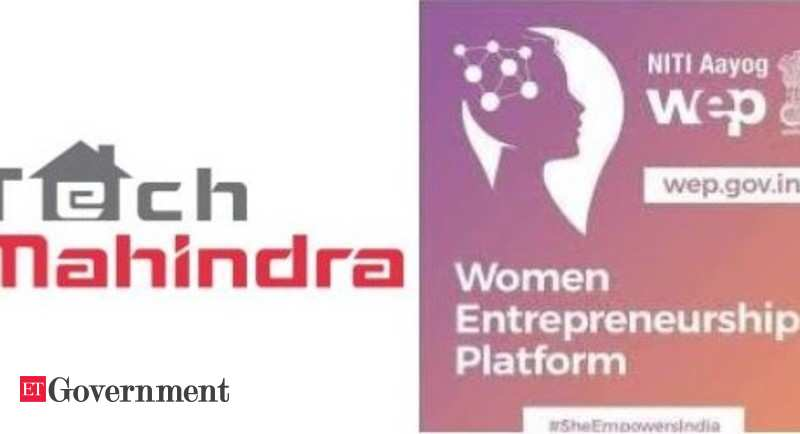 Niti Aayog Tech Mahindra Join Hands To Support Women Entrepreneurs Across India Government News Et Government