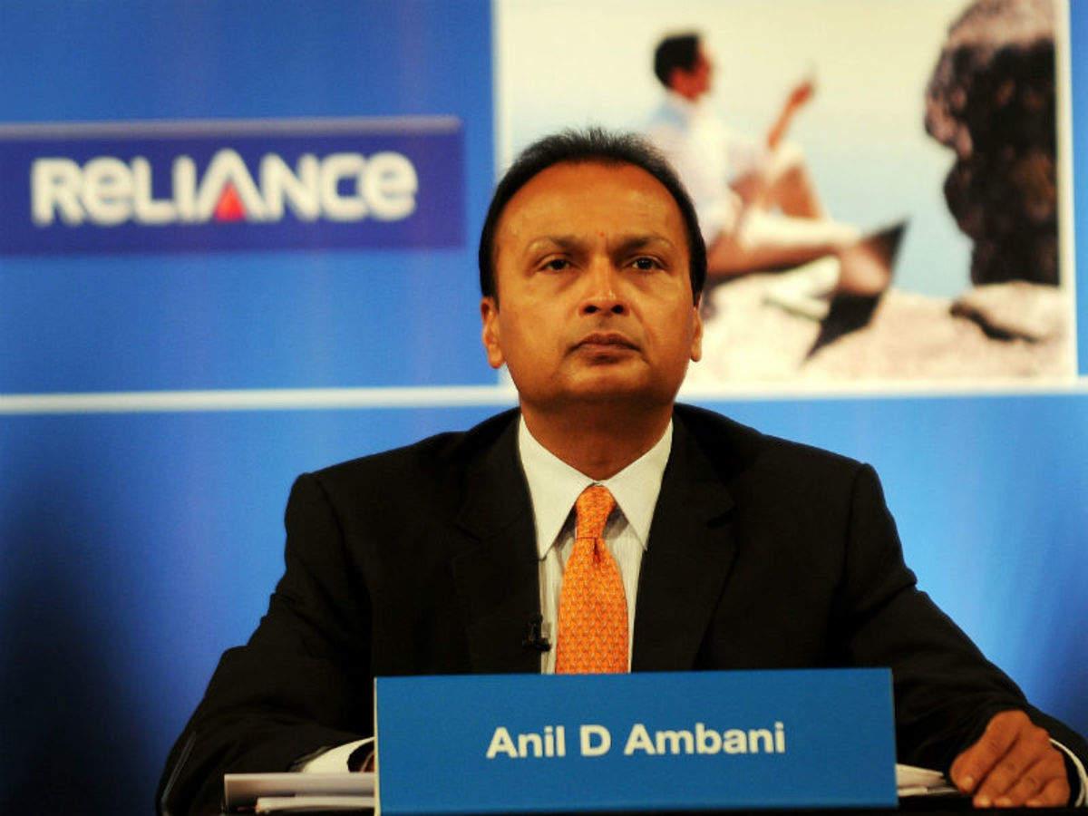 Anil Ambani: Indian court halts insolvency proceedings against Reliance's Anil  Ambani, Telecom News, ET Telecom