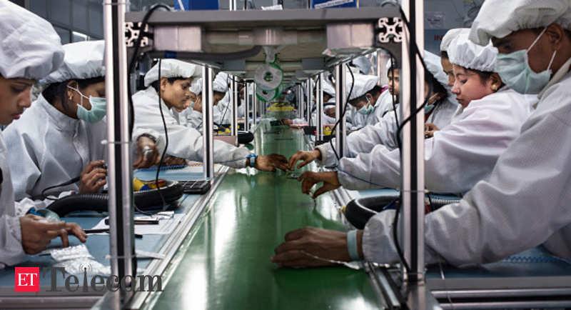 Handset makers cleared for PLI benefits seek clarity over targets, time frame - ETTelecom.com