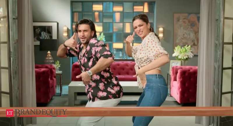 New Jio Dhan Dhana Dhan campaign features Ranveer Singh ...