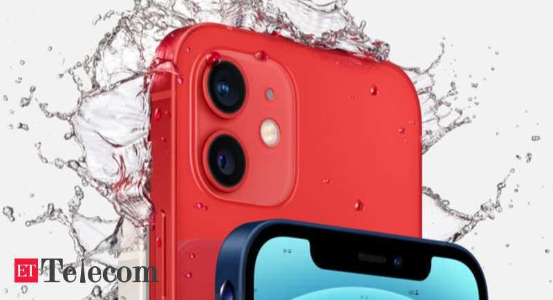 iPhone 12 heats up 5G competition in South Korea - ETTelecom.com