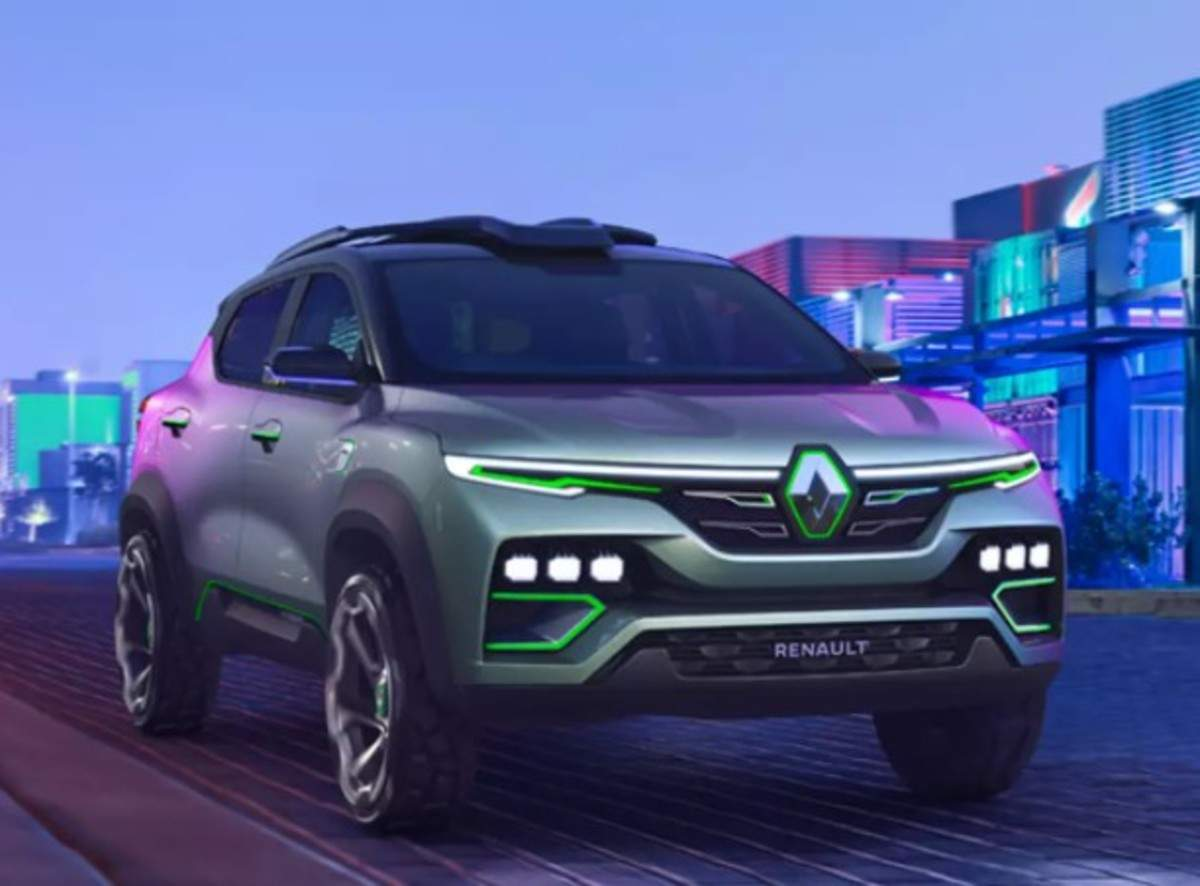 The Renault Kiger Renault To Launch Compact Suv Kiger In India In Jan Mar 2021 Auto News Et Auto