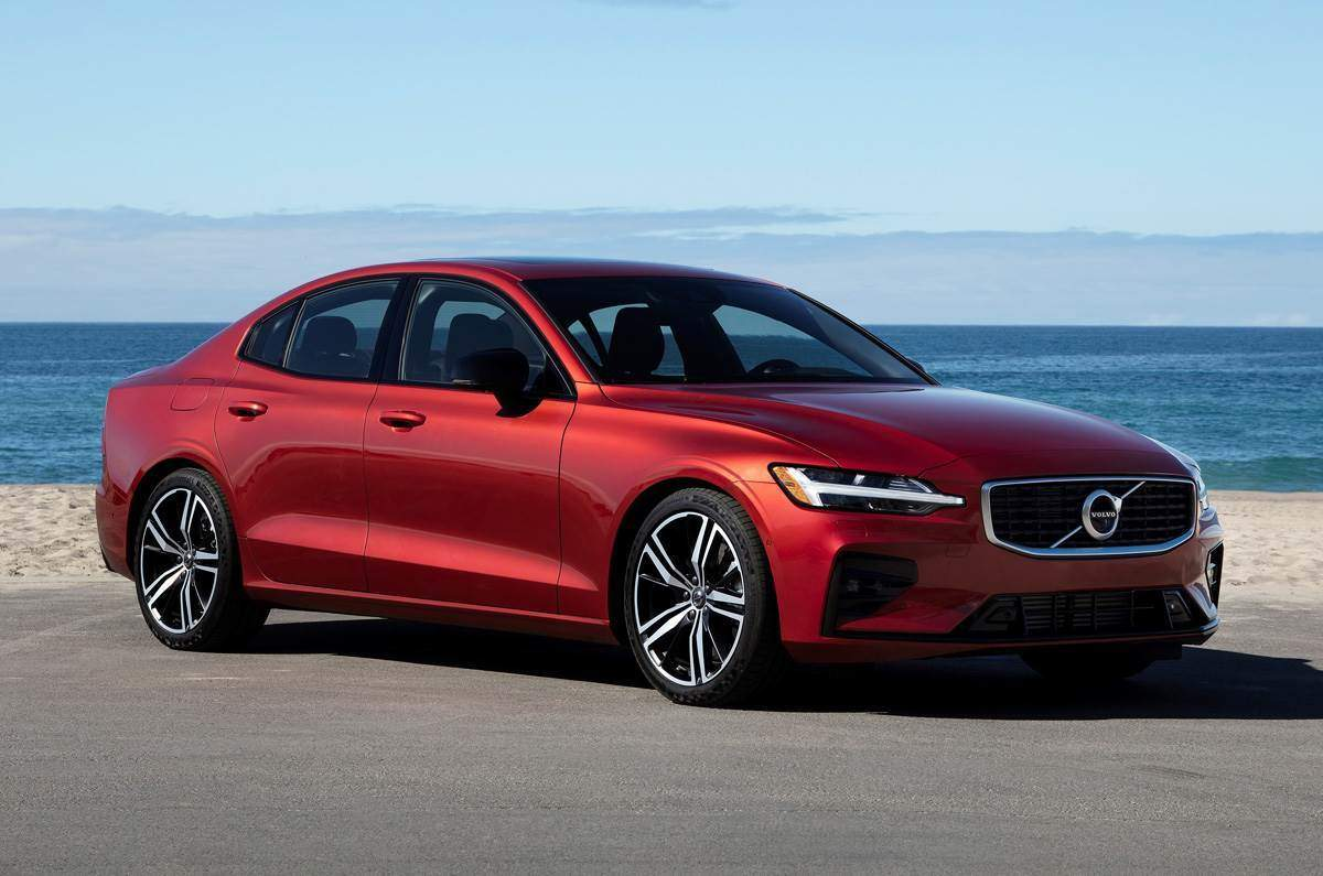 volvo s5 bookings: Volvo Cars unveil new-gen S5 sedan, bookings