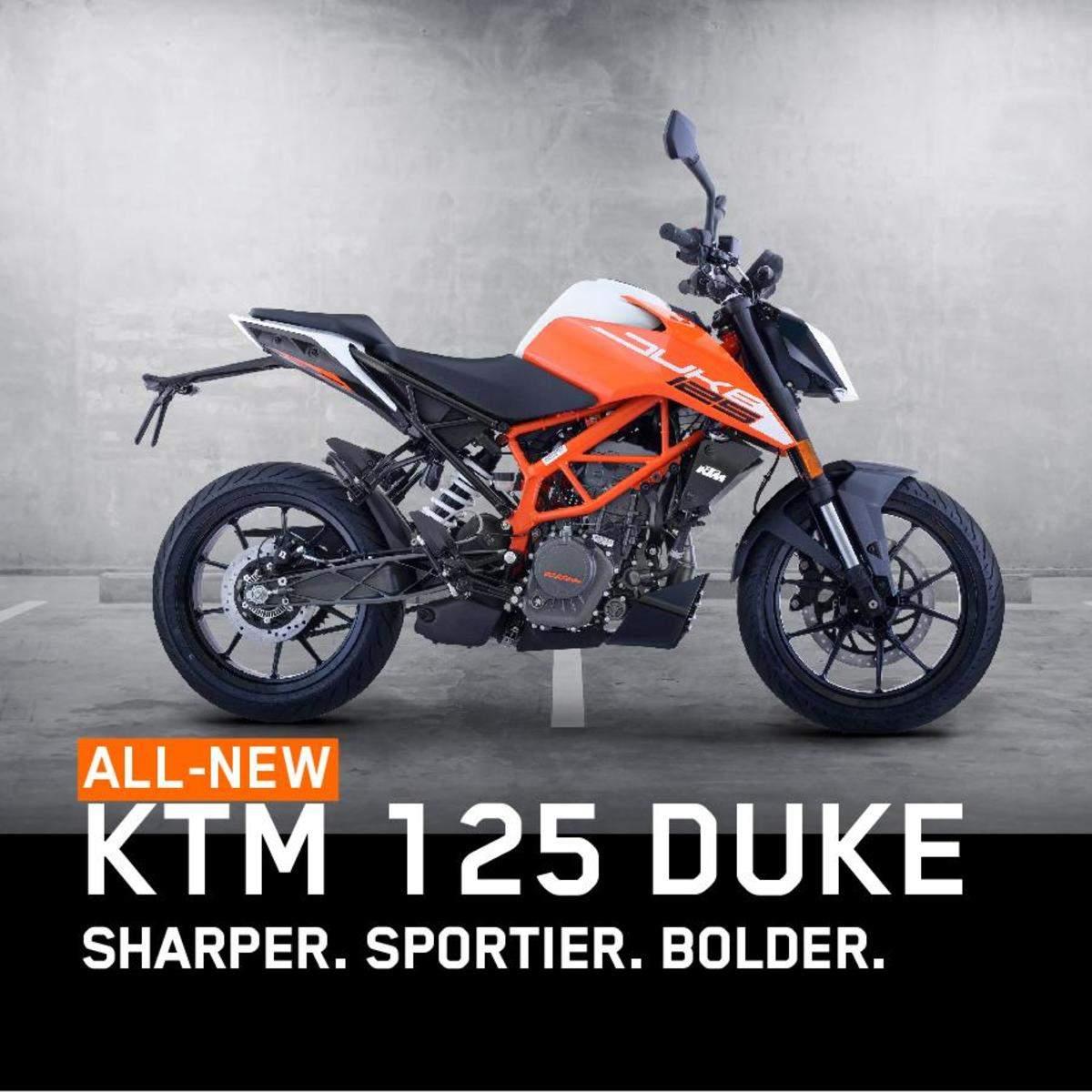Duke 2022 Calendar.Ktm 125 Duke Ktm Launches Ktm 125 Duke At Introductory Price Of Inr 1 5 Lakh Auto News Et Auto
