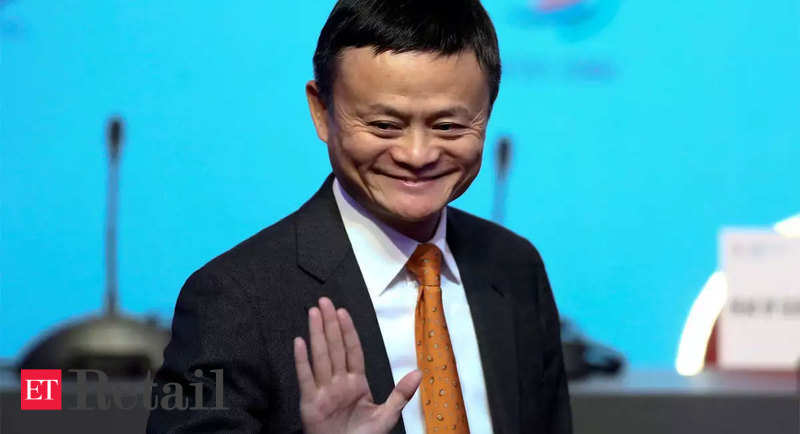 retail.economictimes.indiatimes.com: Alibaba: Jack Ma: Tycoon who soared on China's tech dreams grounded by regulators, Retail News, ET Retail