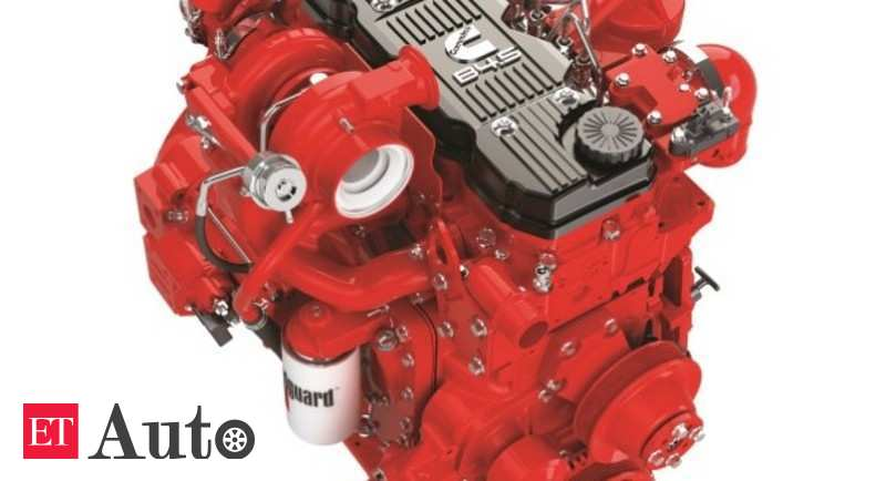 Cummins India gears up to produce more efficient engines for CE industry, Auto News, ET Auto