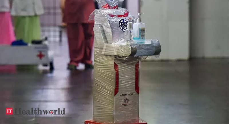 Robots to provide food and medicine in Assam hospital, Health News, ET HealthWorld