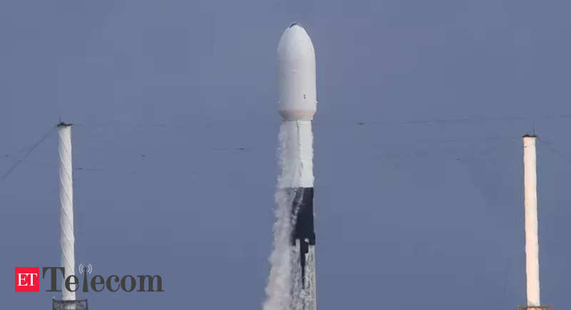 Need a lift? SpaceX launches record spacecraft in cosmic rideshare program - ETTelecom.com