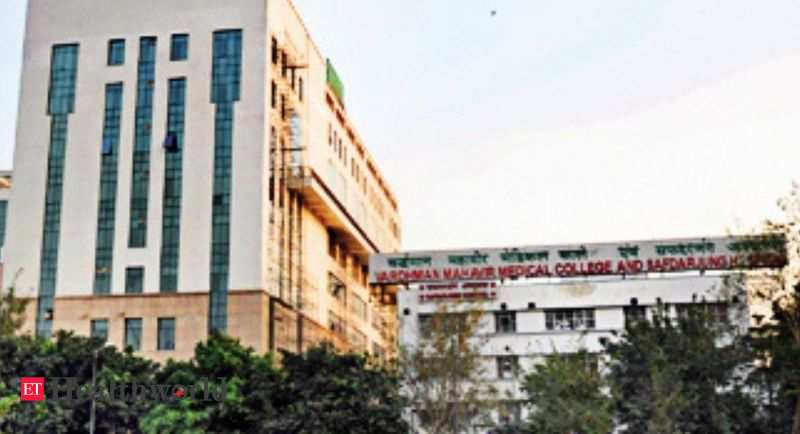 Infra push: AIIMS gets Rs 310 crore extra; more funds for others too – ET HealthWorld