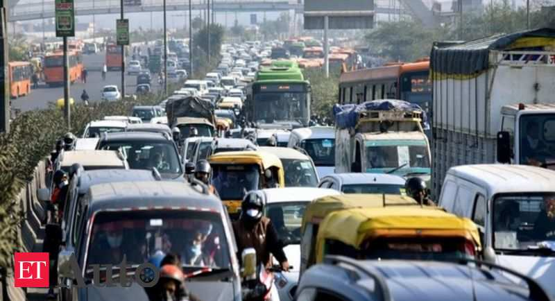 Unacceptably high levels of carcinogens inhaled by commuters - ETAuto.com