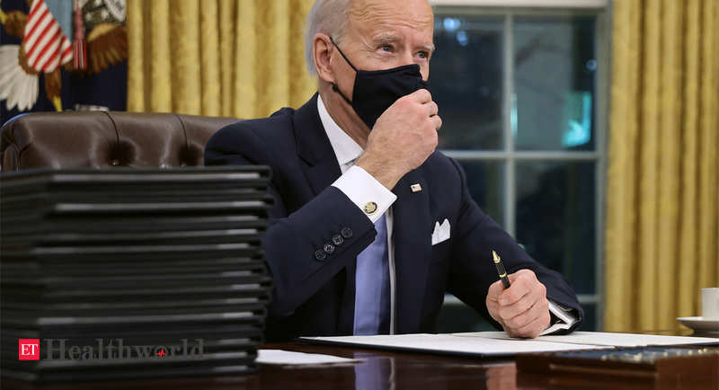 Joe Biden to announce USD 4 billion commitment to Covid vaccine sharing campaign – ET HealthWorld