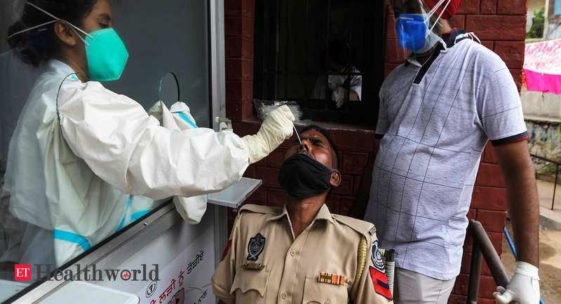 कोविद -19: भारत 16,000 मामले जोड़ता है, केरल टैली 1 मीटर के निशान तक पहुंचता है – ईटी हेल्थवर्ल्ड