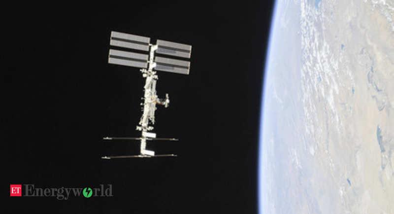 Spacewalking astronauts prep station for new solar wings - ETEnergyworld.com