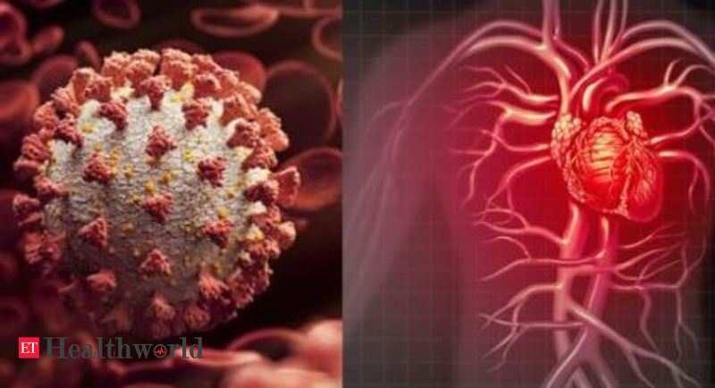 'कोरोनोवायरस संक्रमण हृदय क्रिया के साथ कैसे बाधित होता है' – ईटी हेल्थवर्ल्ड