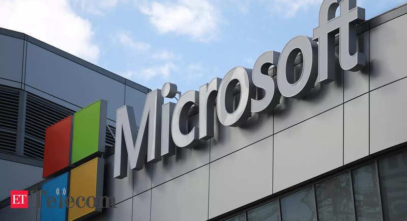 Microsoft: Microsoft hack reveals cloud pluses, cyber minuses, Telecom News, ET Telecom