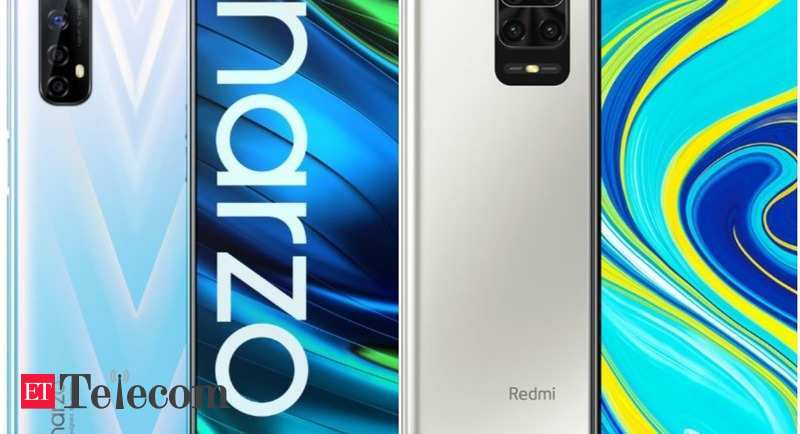 android 11 update: Realme rolls out UI 2.0 based on Android 11 for Narzo 20, Telecom News, ET Telecom