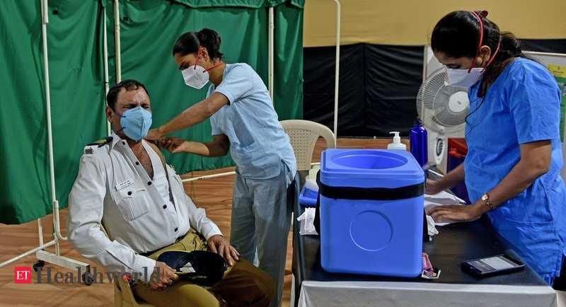 Covid-19: 2.6 crore have registered for jabs, 75% online – ET HealthWorld