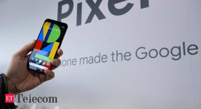 Google doubling down on Pixel smartphone strategy in India - ETTelecom.com