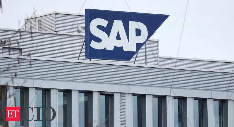 SAP nudges up 2021 revenue outlook after cloud gains in first quarter - ETCIO.com