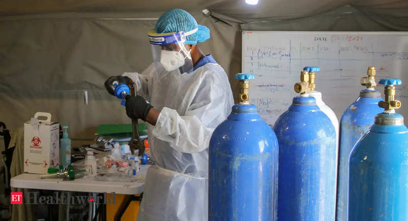 Govt begins mapping of states with greater need of oxygen – ET HealthWorld