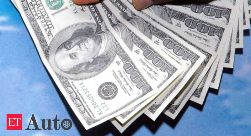 Forex reserves surge by .34 bn to 1.21 bn, Auto News, ET Auto