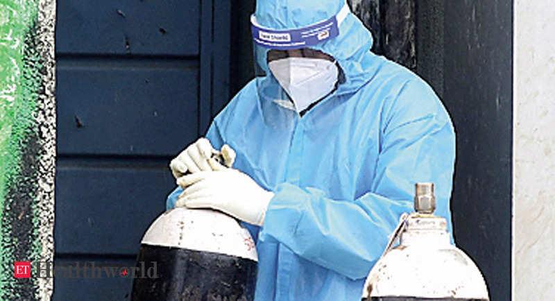 Delhi facing shortage of medical oxygen, Centre urged to increase its supply: Sisodia – ET HealthWorld