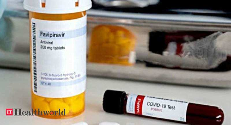Bajaj Healthcare launches generic favipiravir tablets for Covid-19 treatment – ET HealthWorld