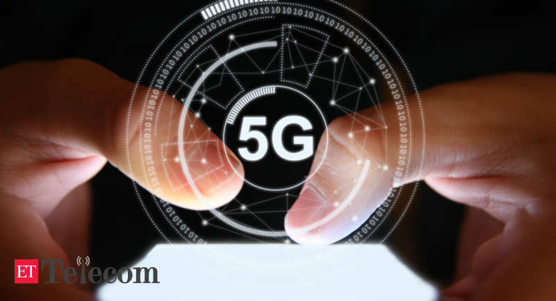 5G spectrum auctions: 5G auctions likely to be pushed to Q1 of 2022, Telecom News, ET Telecom